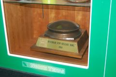New Orleans Bowl Trophy