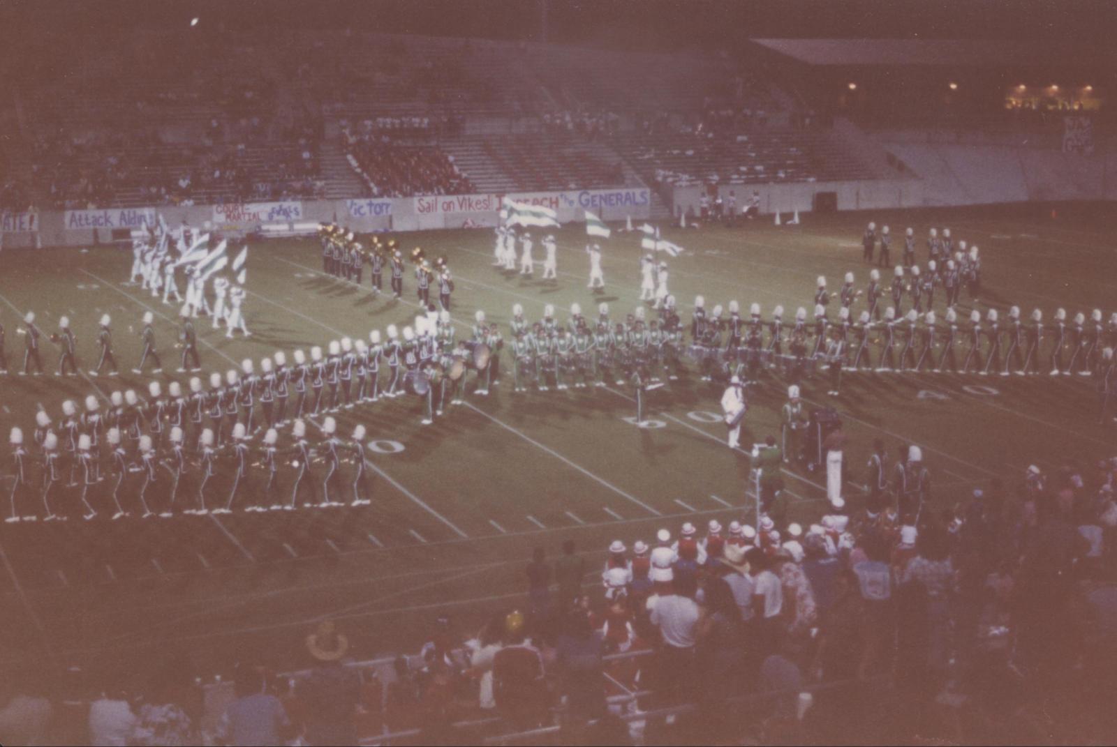 NTSU Band 1980