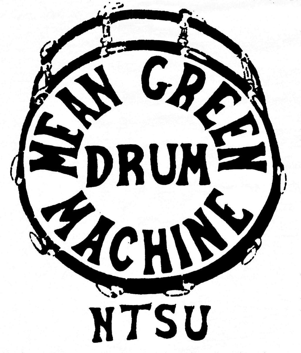 Mean Green Drum Machine