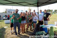 Tailgating crew @The Hill