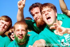 Green Beards in Apogee