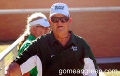 Great former UNT Coach Bill Michael