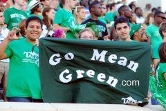 Go Mean Green!!
