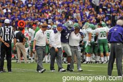 #4 K-State LB Arthur Brown leaves game but would later return