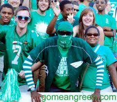 Mean Green Gangsta - Troy 2012