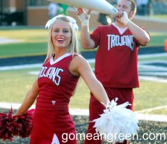 Troy Cheerleader