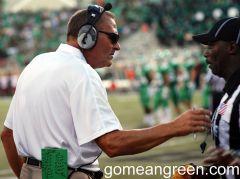 Coach Mac vs. Troy - 2012