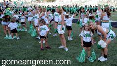 2025 UNT Cheer Team