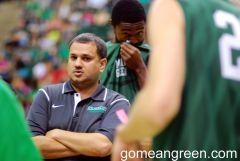 Coach David Anwar