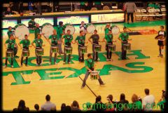Green Brigade Drum Line