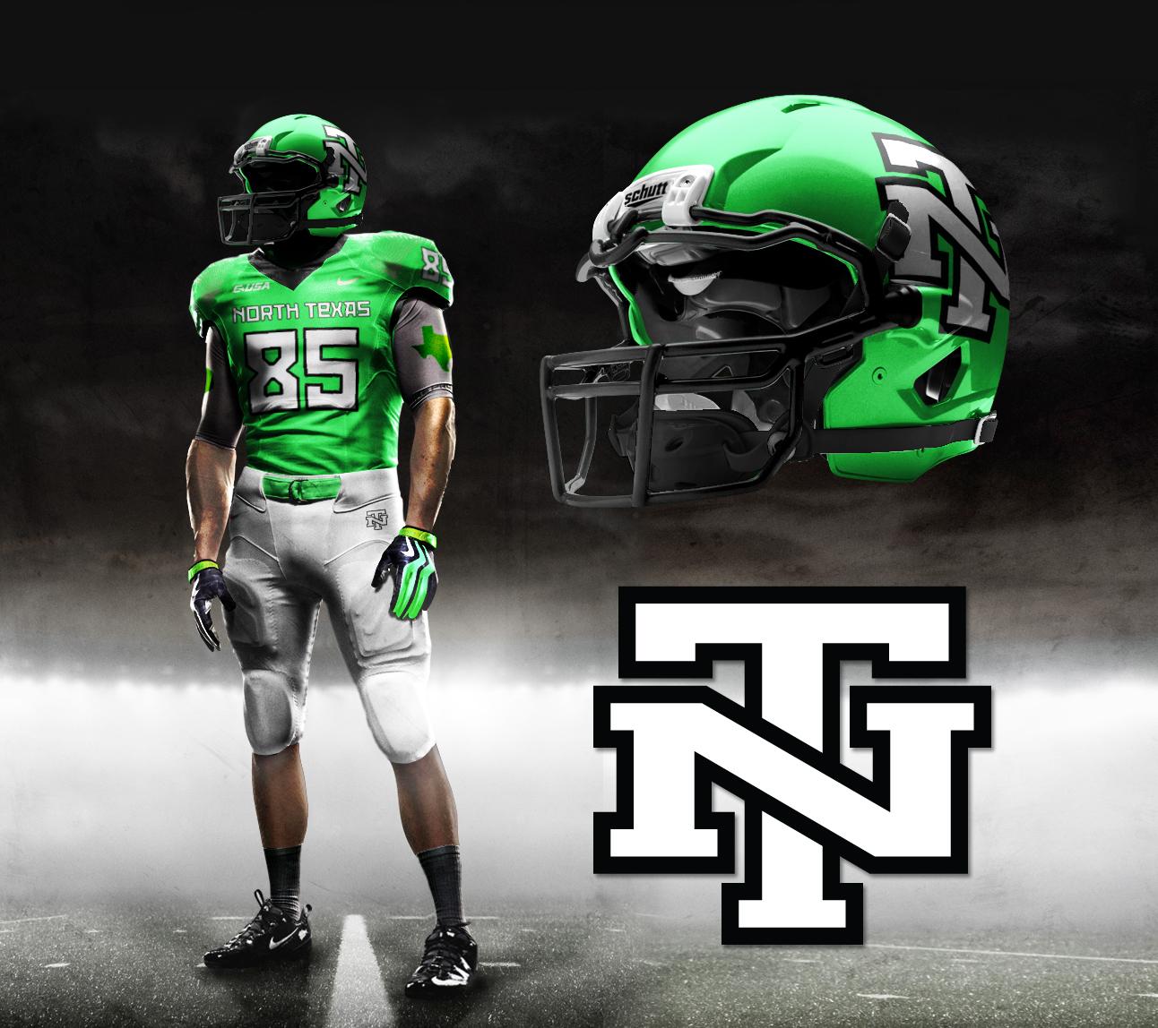 3XL Mean Green