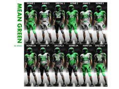 MEAN GREEN 3XL designs