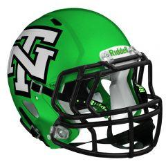 2015 North Texas helmet side