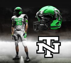 MEAN GREEN AWAY 1
