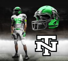 2013 Mean Green AWAY TRAD