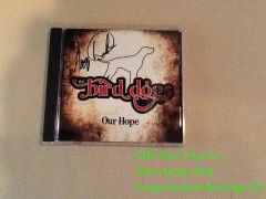 "George Dunham band ""birddogs"" CD autographed"