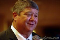 Rice Head Football Coach David Baliff