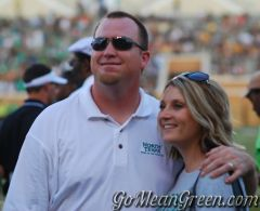 Andy Brewster And Wife