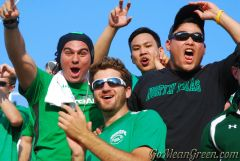 UNT Student Section8