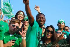 UNT Student Section7