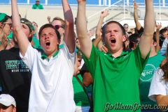 UNT Student Section3