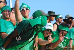 UNT Student Section10