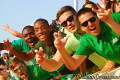 UNT Student Section5