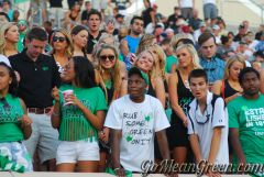 UNT Student Section 15