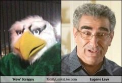'New' Scrappy totally looks like Eugene Levy