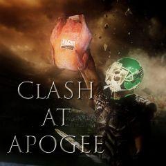 Clash at Apogee