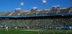 UNT side Of The Cotton Bowl Stadium