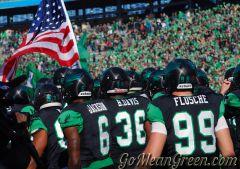 UNT enters The Cotton Bowl
