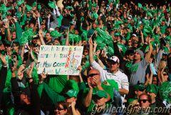North Texas Fans At Heart Of Dallas Bowl
