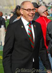 New UNT President Neal Smatresk