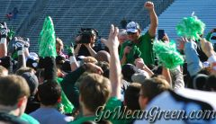 Coach Mac Fist Pump after Heart Of Dallas Victory