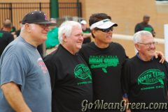 Carl Mauck, Wade Phillips, Chico Canales And friend