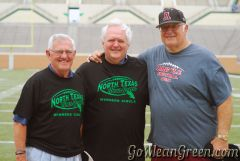Coach Wade Phillips and friends