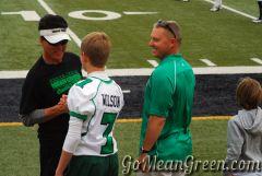 Coach Chico, Trip Kuehne And kids
