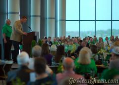 Cody Spencer inducted into UNT Hall Of Fame