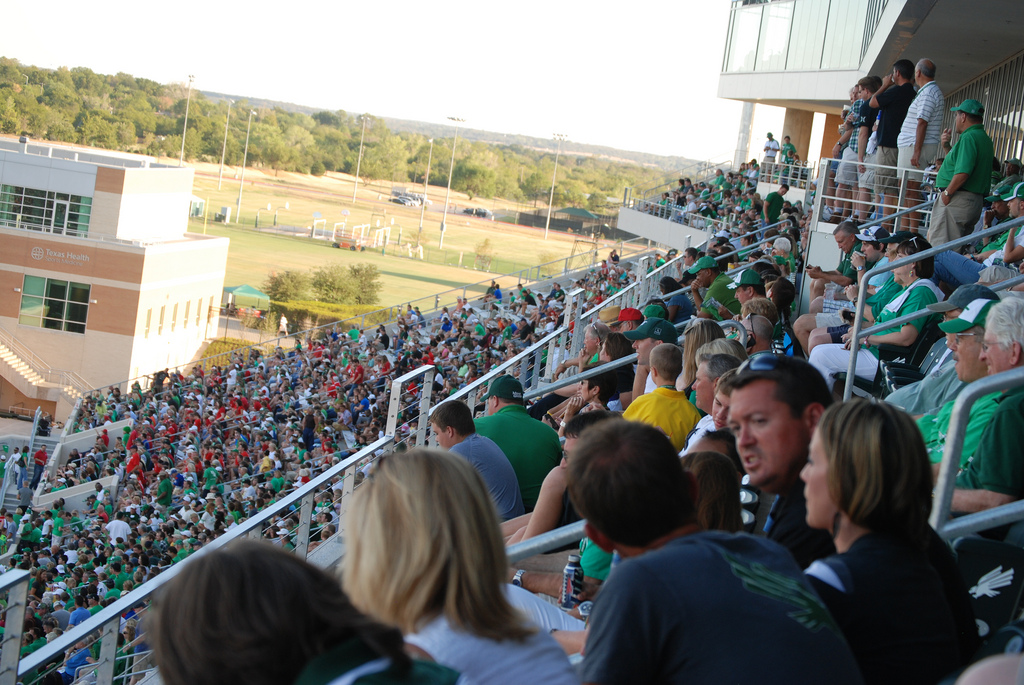 View from the Club level at Apogee