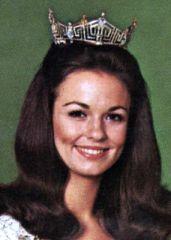 Miss America 1971 Phyllis George
