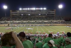 Apogee Stadium Lights