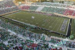 Apogee Stadium North Texas Home Game
