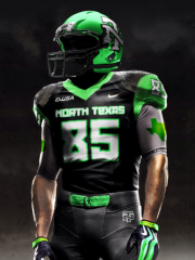 Another fantastic Mean Green uniform design from 3XL