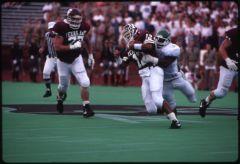 North Texas vs. Texas A&M, 1991