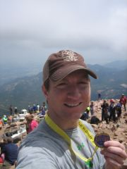 Pikes Peak Summit