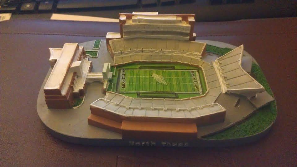 Apogee Stadium Model