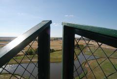 Wing Tip Close Up - 2011 UNT Stadium