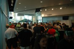 UNT Kickoff Cookout Spirit Store Opens!