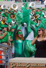 Mean Green Girl